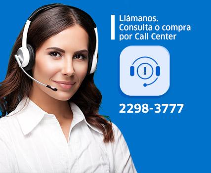 Llámanos 2298-3777