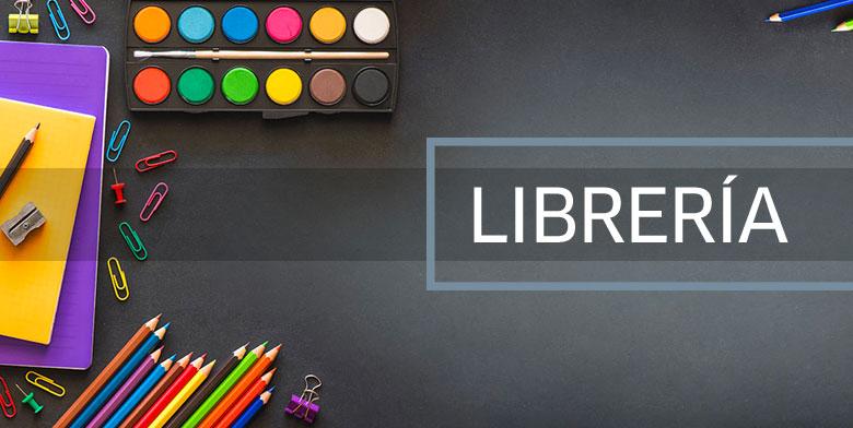 Productos Librería