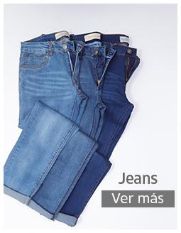 Jeans para caballeros Orange
